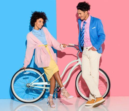 mensen en fiets