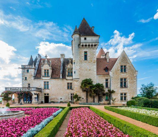 Chateau des milandes dordogne